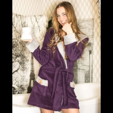 Divine Bathrobe from Nomad's HempWear FW14