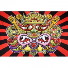 3D Lord Necio by Chris Dyer - Tapestry - BedSheet 60x90